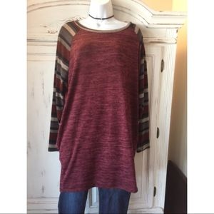 Boutique Knit Tunic